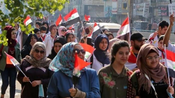 سكاي نيوز: مقتل متظاهر خلال احتجاجات اليوم في بغداد