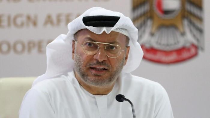 قرقاش: تحالف الحزم عمق استراتيجي عربي ضروري في ظروف إقليمية حساسة