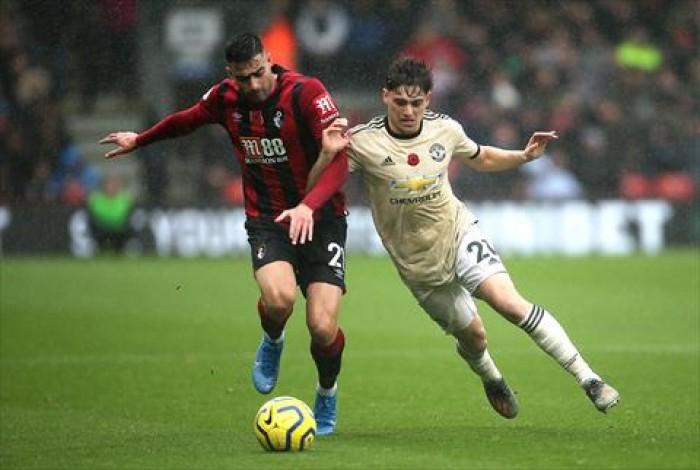 بورنموث يحبط مانشستر يونايتد بفوز صعب ويصعد للمركز الخامس في الدوري الإنجليزي