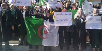 العدل في الجزائر تعتزم معاقبة قضاة مضربين عن العمل.. والنقابة تهدد