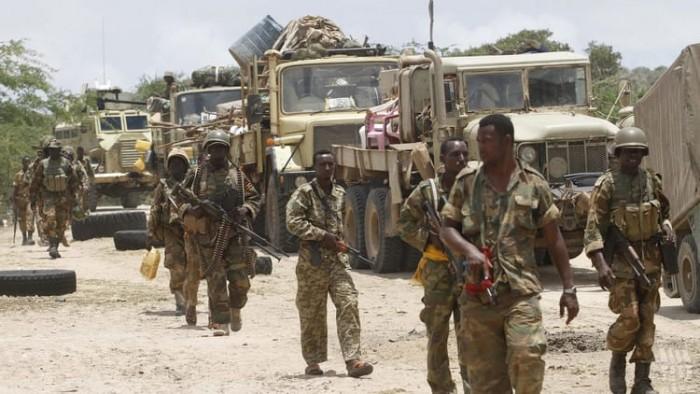 القوات الصومالية تسيطر على مدينة استراتيجية وسط البلاد