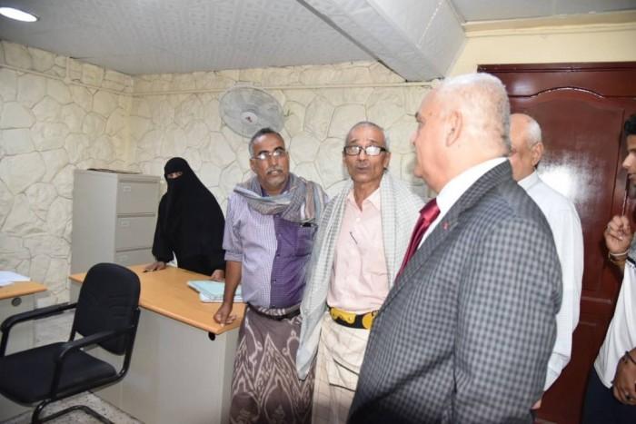 بتوجيهات من الزُبيدي..الوالي يتابع قضية المواطن فهمي السبراتي
