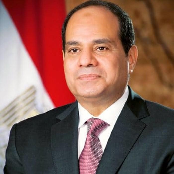 الرئيس المصري يعرب عن سعادته بمتابعة مراسم توقيع اتفاق الرياض