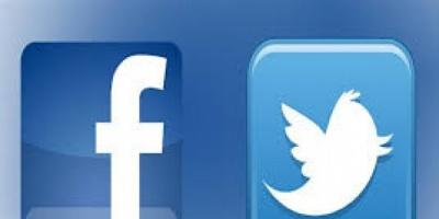"""""""تويتر"""" يسخر من شعار """"فيسبوك"""" الجديد"""