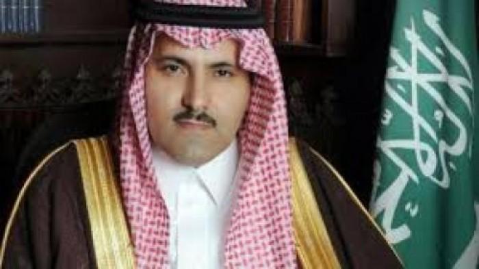 آل جابر يطالب وسائل الإعلام بالمساهمة في إنجاح اتفاق الرياض