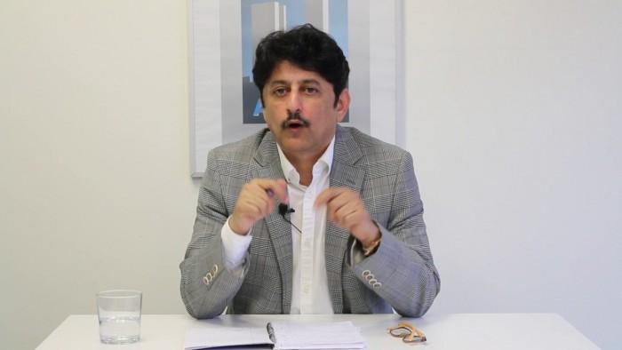 """ماذا قال """"بن فريد"""" عن العرادة وجباري بعد حضورهم لاتفاق الرياض؟"""