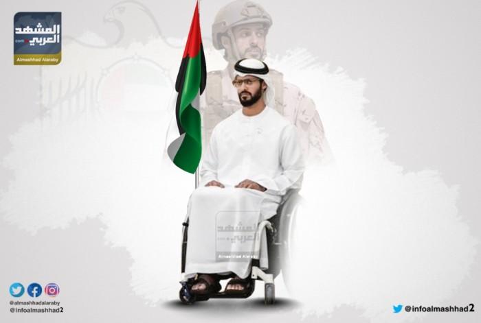 قصة زايد بن حمدان الذي لفت الأنظار باتفاق الرياض (إنفوجراف)