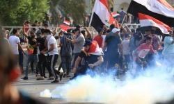 اليوم.. عصيان مدني وقطع إنترنت ورصاص حي في بغداد
