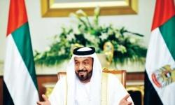 انتخاب الشيخ خليفة بن زايد رئيسًا لدولة الإمارات لولاية رابعة