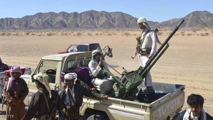 تفاصيل اشتباكات مليشيات الإخوان في معسكر عكد بأبين