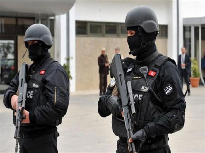 تفكيك خلية إرهابية بوسط غرب تونس