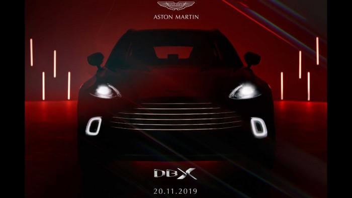 بمواصفات خاصة..أستون مارتن تكشف سعر سياراتها المنتظرة- DBX
