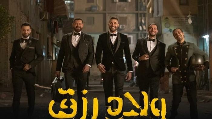 """فيلم """"ولاد رزق 2"""" يقترب من 100 مليون جنيه"""