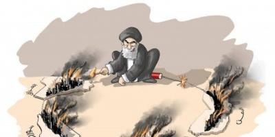 إيران والضربات الثلاث.. لبنان والعراق واتفاق الرياض