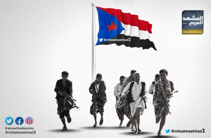 العلم الجنوبي يؤرق أحلام مليشيا الإخوان (إنفوجراف)