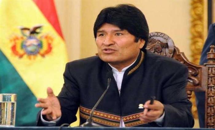 رئيس بوليفيا يندد بانقلاب جاري إثر تمرد وحدات من الشرطة فى 3 مدن