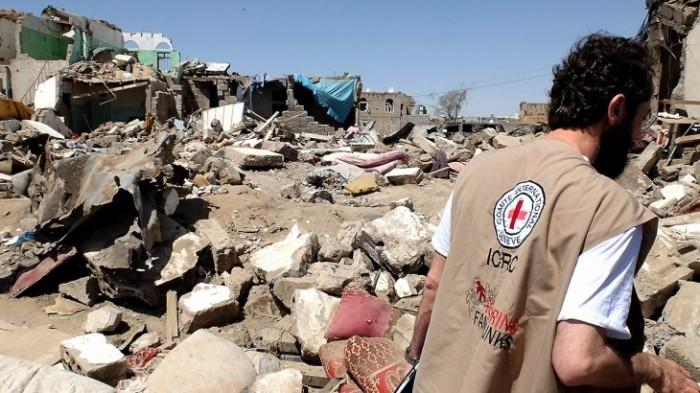 الصليب الأحمر: 50% فقط من المرافق الصحية باليمن تقوم بعملها