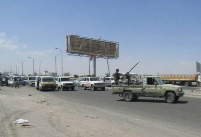 إصابة جنديين في حادث دهس بمحافظة لحج