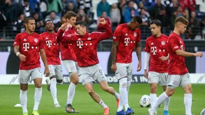 تشكيل بايرن ميونيخ وبروسيا دورتموند في الدوري الألماني