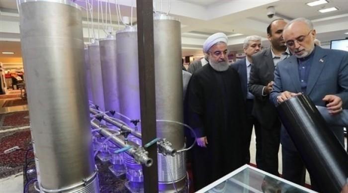 إيران: نخصب اليورانيوم الآن حتى 5%