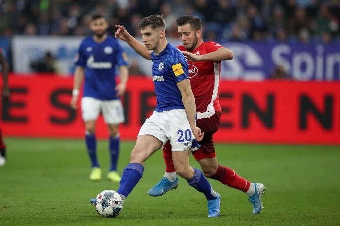 شالكه يحقق تعادلا مثيرا أمام فورتونا دوسلدورف في الدوري الألماني