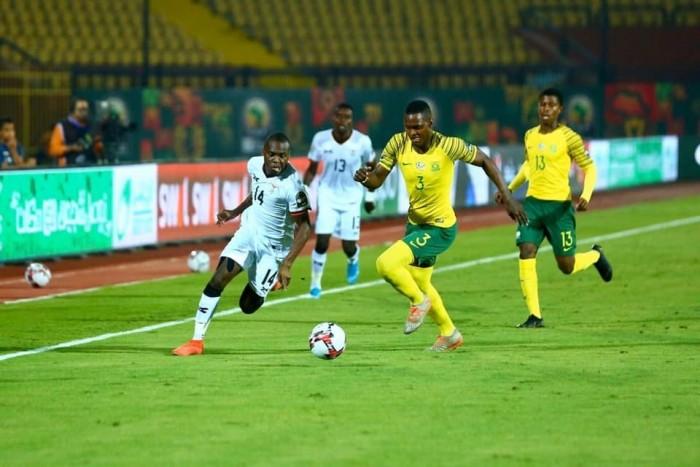 جنوب إفريقيا يتعادل أمام زامبيا في أمم إفريقيا تحت 23 عاما
