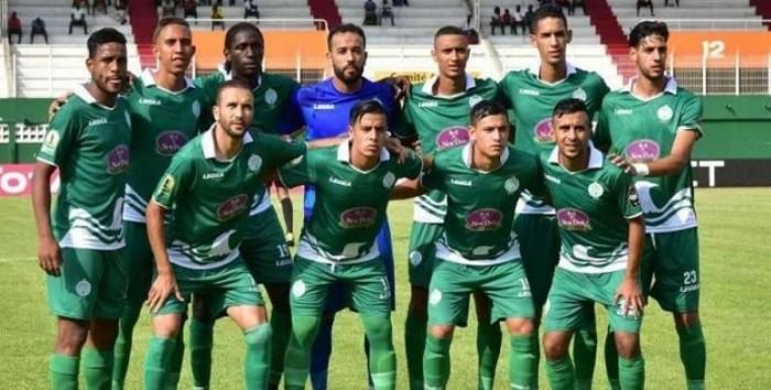 بهدف قاتل.. نجم الرجاء السابق يلحق به أول هزيمة في الدوري المغربي