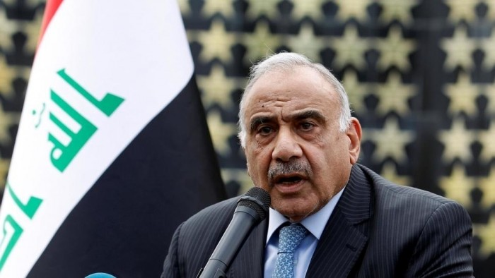 رئيس الحكومة العراقية يدافع عن قطع الإنترنت