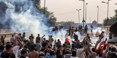 ارتفاع أعداد ضحايا احتجاجات بغداد إلى 6 قتلى