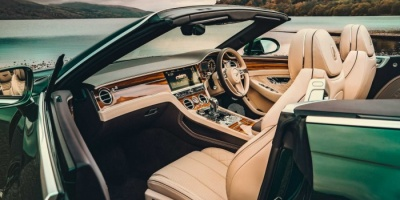 """بمواصفات خاصة.. """"بنتلي"""" تطرح نسخة خاصة من طراز Continental GT Convertible"""