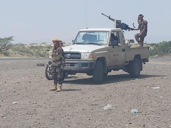 مقتل عناصر حوثية في هجوم نوعي للقوات الجنوبية غربي قعطبة