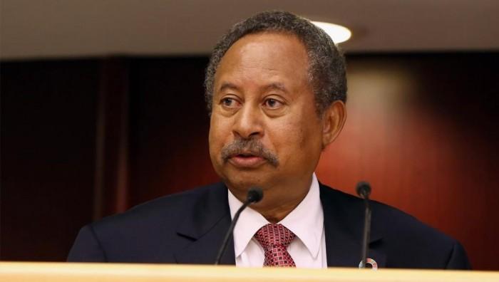 """""""حمدوك"""": رفع إسم السودان من قائمة الإرهاب أكبر تحديات الحكومة"""