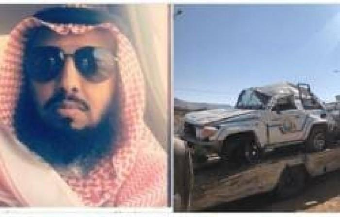 """وفاة رئيس هيئة """"الأمر بالمعروف"""" فى حادث بمحافظة ظهران بالسعودية"""