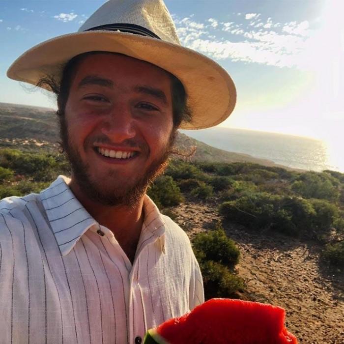 أحمد مالك ينشر صور إجازته في أستراليا