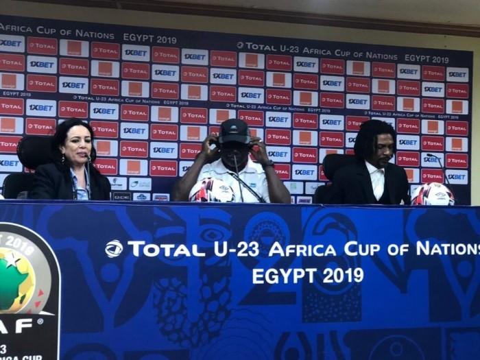 سونج مدرب الكاميرون يتحدث عن الفوز على مالي ومواجهة مصر