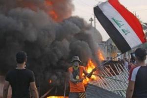 وزير العدل العراقي يقرّ بحدوث انتهاكات فردية تسببت في مقتل متظاهرين