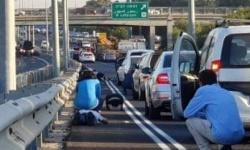 رعب في شوارع إسرائيل بسبب صواريخ المقاومة الفلسطينية