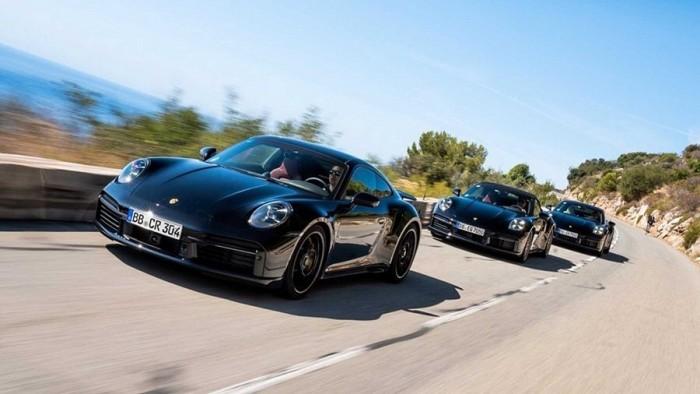في ربيع 2020..بورشه الألمانية تطرح 3 موديلات جديدة لـ 911 Turbo