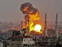 مقتل ٤ فلسطينيين وإصابة ٢٥ خلال الغارات الإسرائيلية على غزة