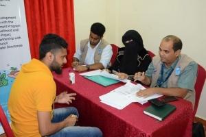 بدء المرحلة الثانية من استعادة سبل العيش والأمن الإنساني في عدن