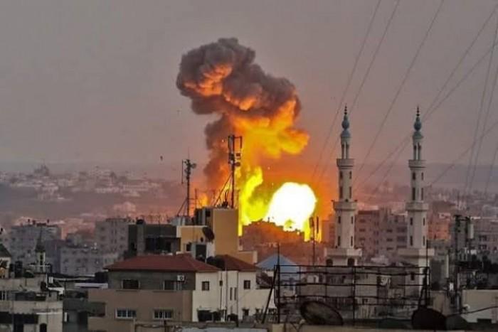 فلسطين تطالب بتدخل دولي فوري لوقف القصف الإسرائيلي