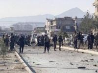 مصرع وإصابة 14 في انفجار سيارة مفخخة اليوم في كابل