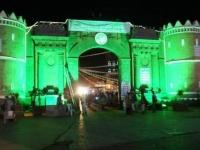 مليشيا الحوثي تلاحق التجار الذين فصلوا إضاءة زينة المولد