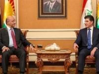 الرئيس العراقي يناقش مع رئيس إقليم كردستان الأمور العالقة بين بغداد وأربيل