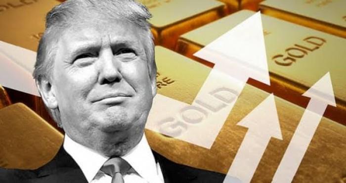 عقب كلمة ترامب.. الذهب يصعد إلى 1462.15 دولار للأوقية