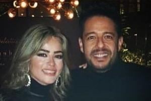 محمد حماقي يهنئ زوجته بعيد ميلادها