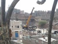 مصرع طالب وإصابة آخرين جراء انقلاب باص بالمكلا