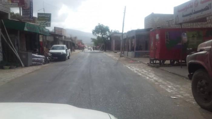 القبض على المتهم بقتل مواطن في حبيل الجبر بردفان