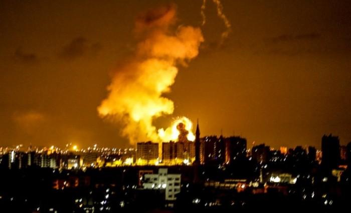 ارتفاع قتلى العدوان الإسرائيلى على غزة إلى 24 شهيدًا و73 جريحا
