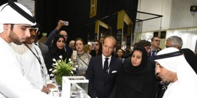 انطلاق فعاليات معرض دبي الدولي للمجوهرات 2019
